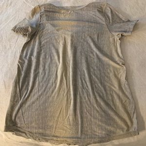 lululemon athletica Tops - Lululemon Lightweight V-neck Tee
